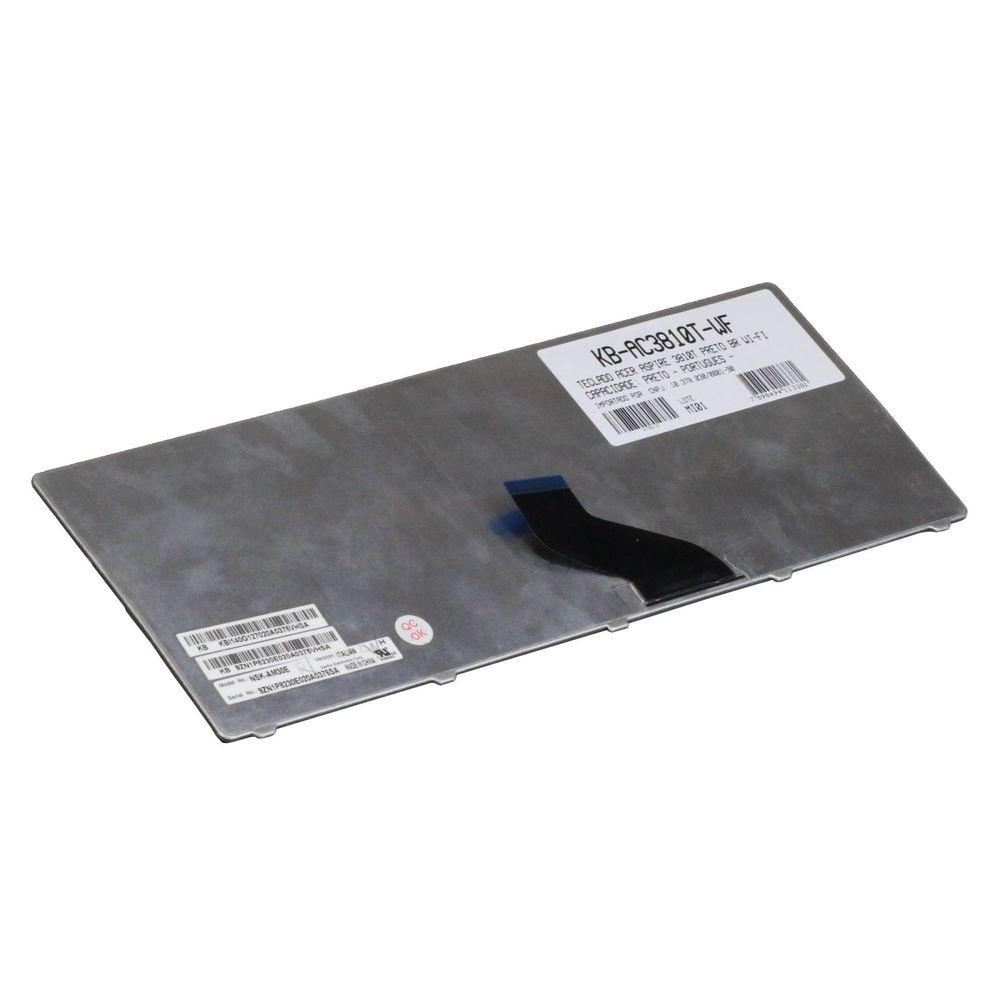 Teclado Para Notebook Acer 3810 4535 4540 4736 4738 4740 R 7631 Keyboard Laptop Carregando Zoom