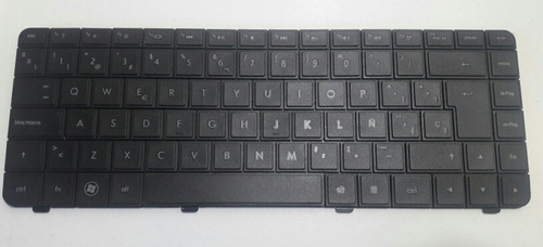 teclado para notebook hp compaq cq42 g42 nuevo