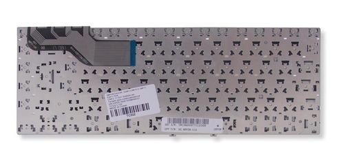 teclado para notebook samsung np275e4e-kd1br np275e4e-kd2br np275e4v-k01id - marca bringit