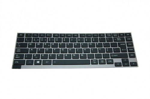 teclado para notebook toshiba