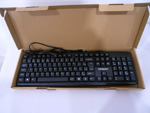 teclado para pc satellite usb precio x mayor min 2 unid
