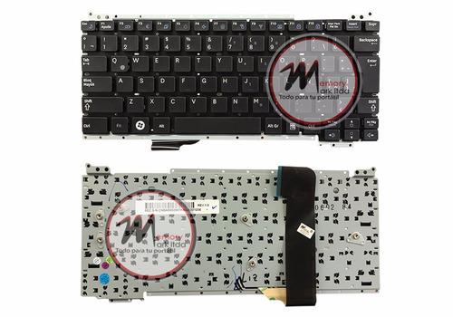 teclado para samsung nc110 negro español