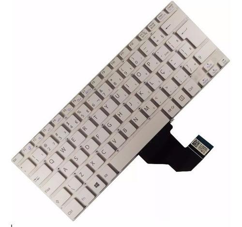 teclado para sony vaio fif svf14 hk8 branco