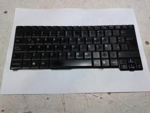 teclado para sony vgn-s150f pcg-6cgp, perfecto estado