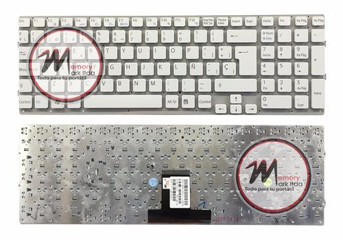 teclado para teclado sony vaio vpc-eb español