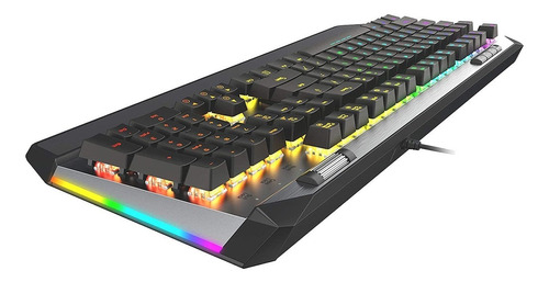 teclado patriot viper v765 mecanico rgb
