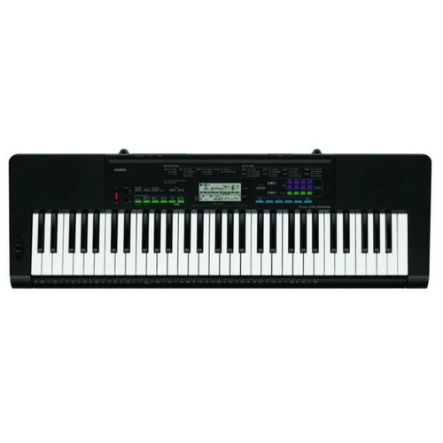 teclado personal casio ctk-3400sk