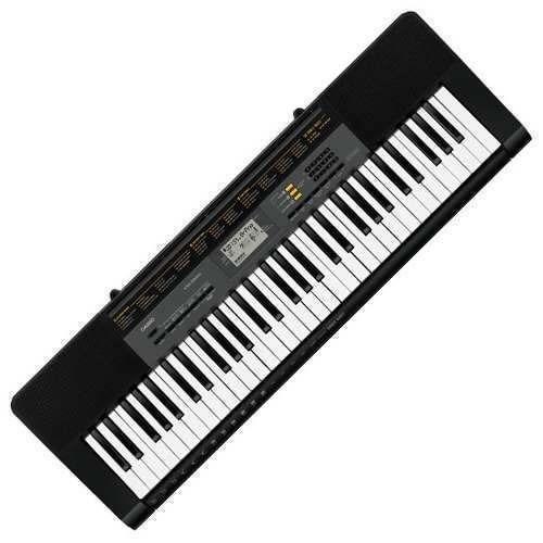 teclado personal c/fuente casio ctk-2500 ( envío gratis )