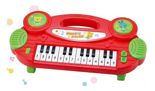 teclado piano brinquedo