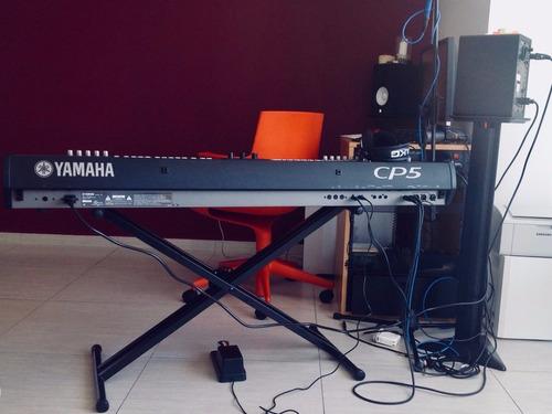 teclado piano de escenario yamaha cp5