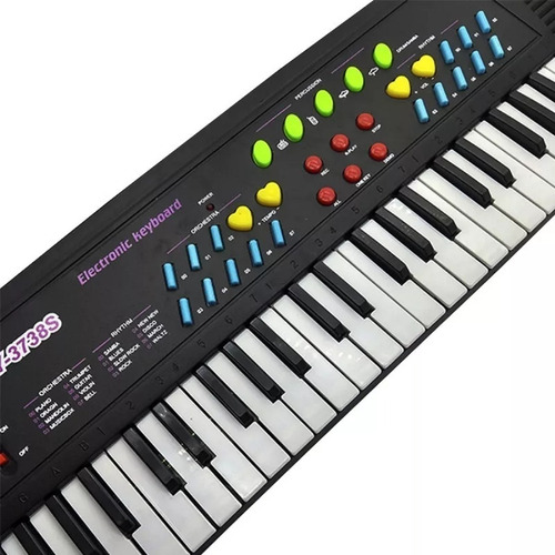 teclado piano musical musical