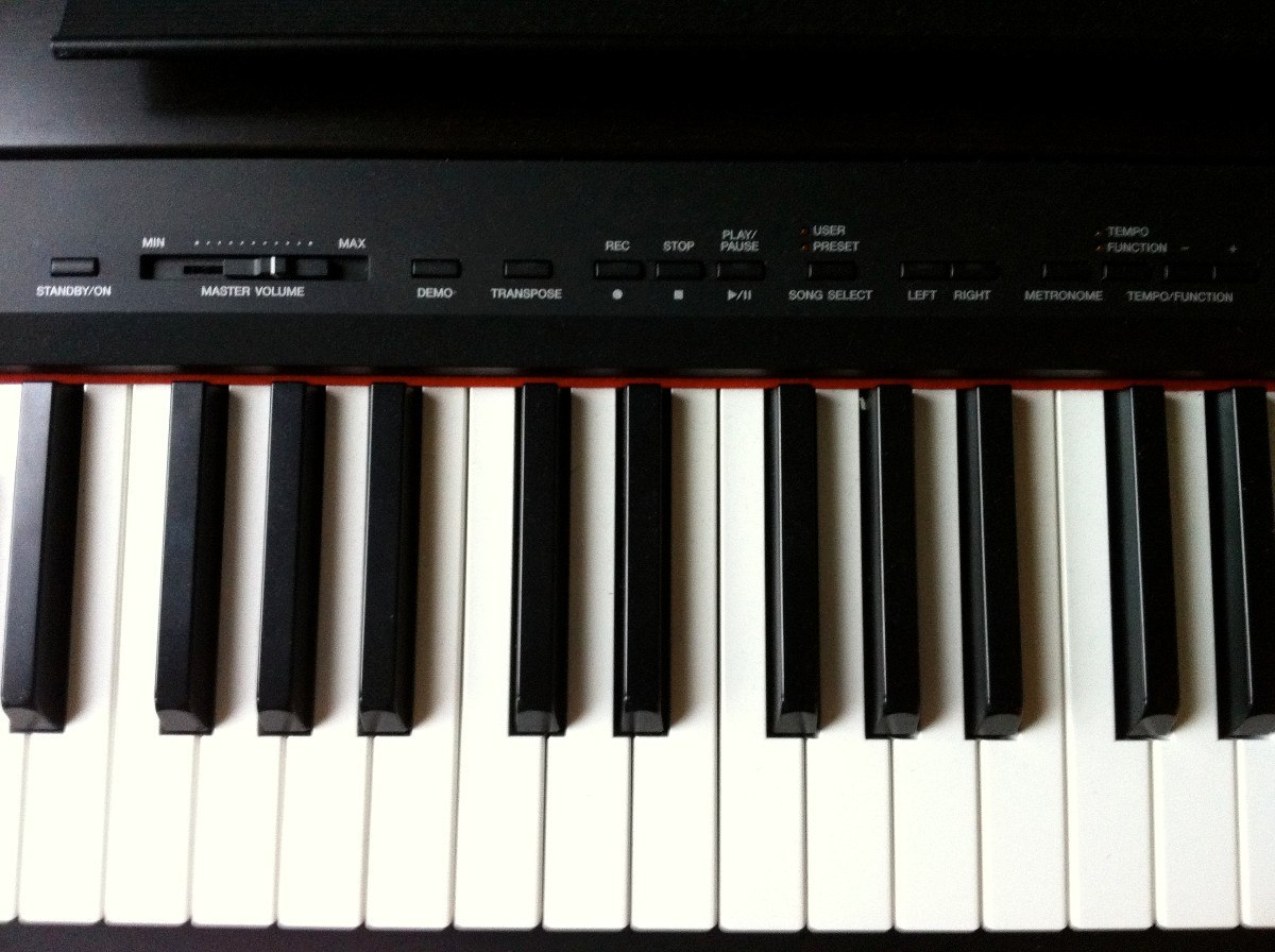 Yamaha Piano B Series P