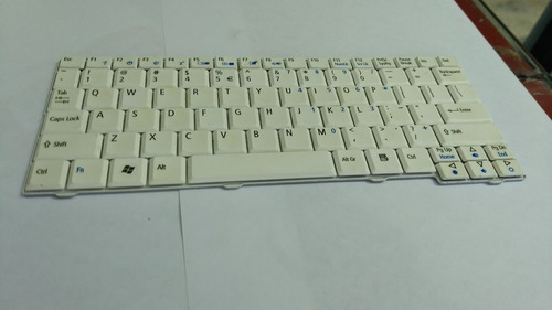 teclado portatil acer aspire one zg8 (2936)
