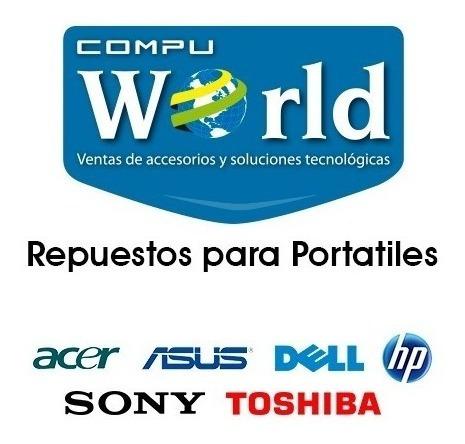 teclado portatil laptop hp acer lenovo dell sony toshiba