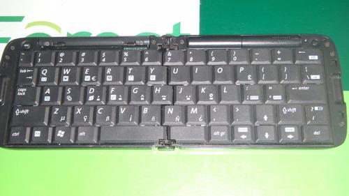 teclado portátil marca hewlett packard