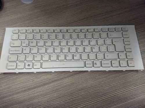 teclado portatil sony vaio pcg 61311u (6072)