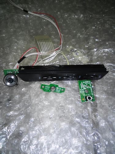teclado power sensor philco tvph32m led a4