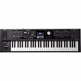 Teclado Profesional Roland Vr09 Vcombo 88notas 7efectos Ipad