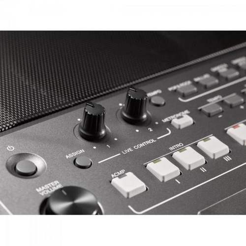 teclado psr s670 yamaha brinde sup+capa+ritmos