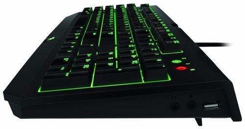 teclado razer blackwidow ultimate 2014 stealth edition !