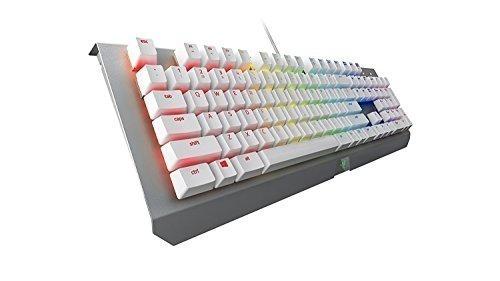 teclado razer blackwidow x chroma mercury edition silver ht2