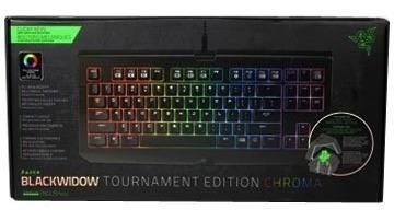 teclado razer blackwidow x tournament edition chroma htg2