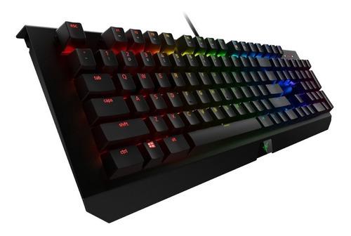 teclado razer blacwidow x chroma mecanico us