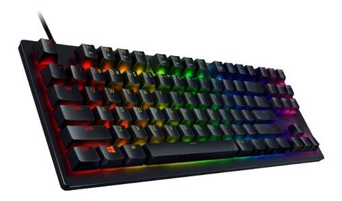 teclado razer huntsman tournament edition