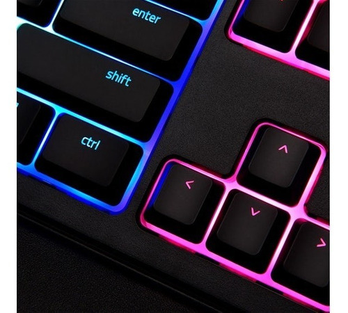 teclado razer ornata chroma - mecha-membrane rgb gamer