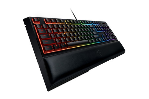 teclado razer ornata chroma portugues layout mecha-membrane