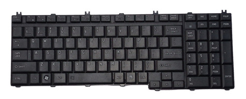 teclado reemplazo toshiba l550 numerico