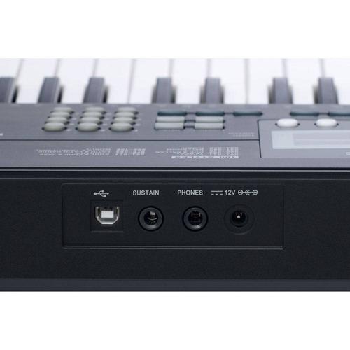 teclado revas kb330 by roland 61 sensitivas frete barato