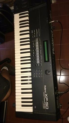 teclado roland xp50 - analiso trocas