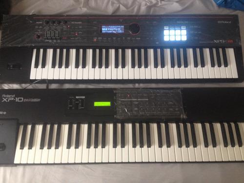 teclado roland xps-30 y xp-10