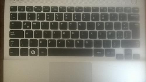 teclado samsung incluye top cover 100% original