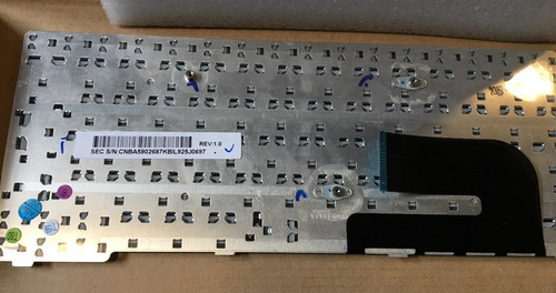 teclado samsung n150 n150 plus n140 n145 n148 español negro