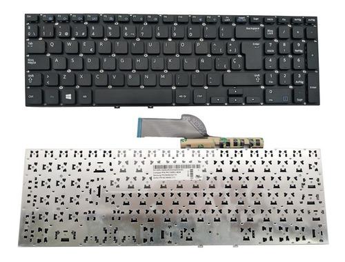 teclado samsung np270e5v np275e5v np270e5e
