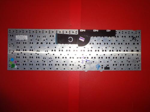 teclado samsung np300e5a us sem frame