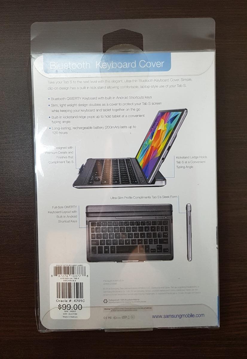 bt keyboard cover(galaxy tab s 8.4 ) prezzo