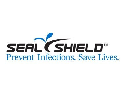 teclado seal shield silver storm usb resistente al agua rojo