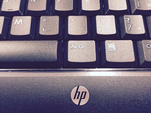 teclado sem fio hp 100% original