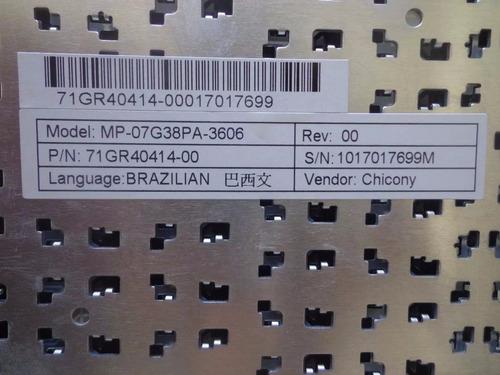teclado semp toshiba sti 1422 1412 v092328br3 82b382-x9600s