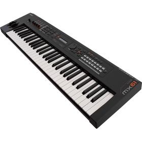 Teclado Sintetizador 61 Teclas Mx61 Bk Preto Yamaha