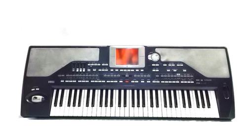 teclado sintetizador korg pa800 profissional serie.6016731 (