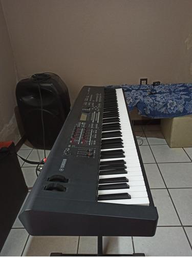teclado sintetizador yamaha mox8