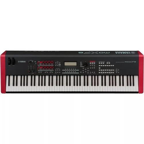 teclado sintetizador yamaha moxf8 usb midi 88 teclas