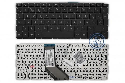 teclado slatebook 10-h sin marco 720650-001