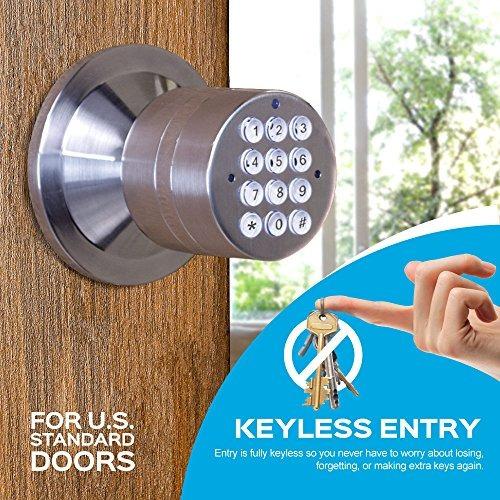 teclado smart lock keyless smart lock de seguridad avanzada