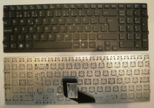 teclado sony vaio vpc-f219fc 148952921 po com ç