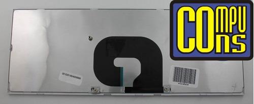 teclado sony vpc-y negro marco gris 148777351 9j.n0u82.k1e.